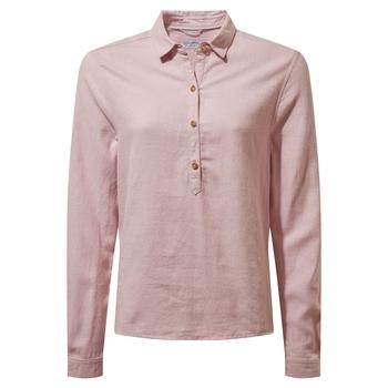 NosiBotanical Carmina Shirt - Brushed Lilac