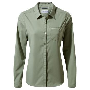 Kiwi II Long Sleeved Shirt - Sage