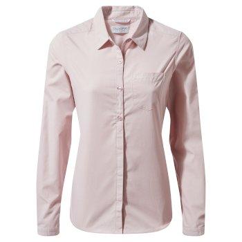 Kiwi II Long Sleeved Shirt - Brushed Lilac