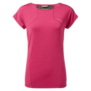 Fusion T-Shirt - Vivacious Pink