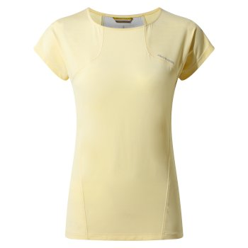 Fusion T-Shirt - Buttercup