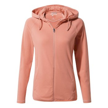 NosiLife Sydney Hooded Top - Rosette