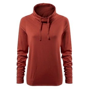 Women's First Layer Long-Sleeved Top  - Warm Ginger