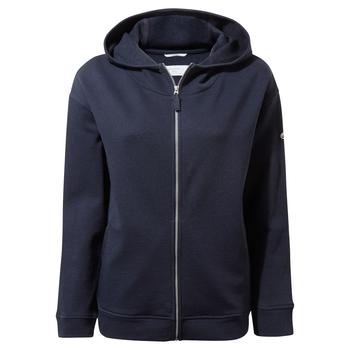 NosiBotanical Eden Hooded Jacket - Blue Navy