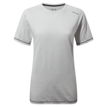 Dynamic Short Sleeved T-Shirt - Lunar Grey