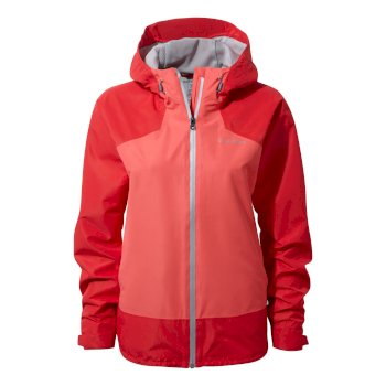 Apex Jacket       - Firth Red