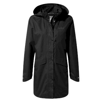 Aird Jacket       - Black