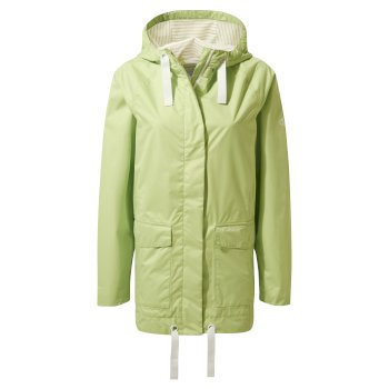 Women's Sorrento Jacket   - Green Apple