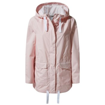 Sorrento Jacket   - Seashell Pink