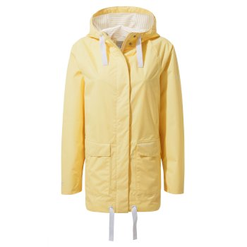 Sorrento Jacket   - Buttercup
