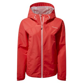 Women's Toscana Jacket - Rio Red