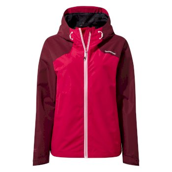 Toscana Jacket - Wildberry / Winter Rose