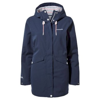 Women's Salia Jacket - Blue Navy