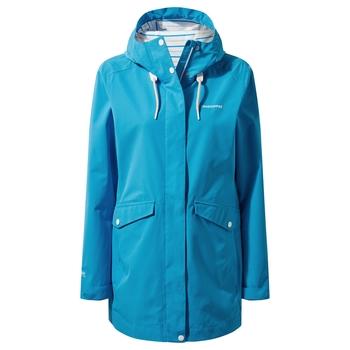 Salia Jacket - Mediterranean Blue