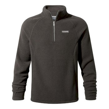Barston Half-Zip Fleece - Black Pepper