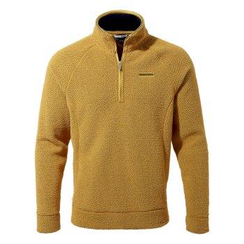 Cason Half-Zip - Golden Yellow