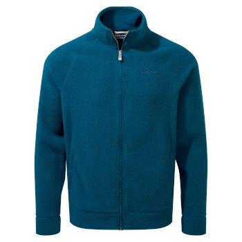Cason Jacket - Poseidon Blue