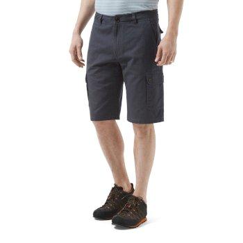 Thallon Shorts - Ombre Blue