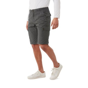 Thallon Shorts - Dark Grey