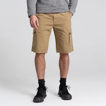 Thallon Shorts - Woodland Green
