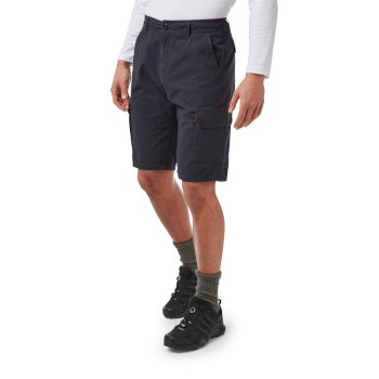 Thallon Shorts - Steel Blue