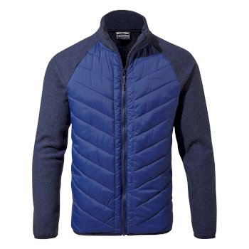 Alef Hybrid Jacket - Lapis Blue