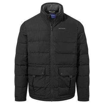 Trillick Downlike Jacket - Black