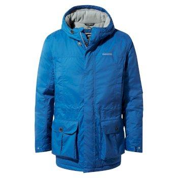 Roteck Jacket - Deep Blue
