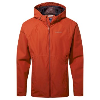 Roswell Jacket - Pompeian Red