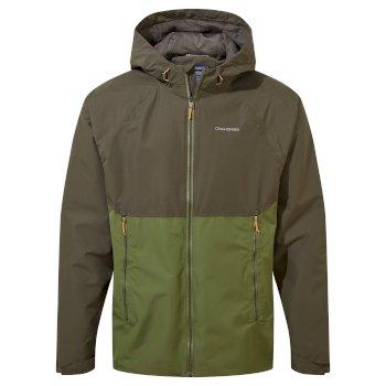 Roswell Jacket - Woodland Green / Bottle Green
