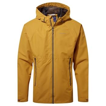 Roswell Jacket - Dark Butterscotch