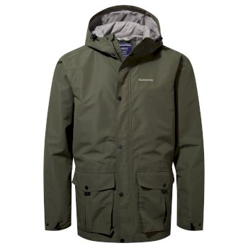 Ashland Jacket - Parka Green