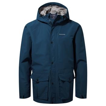 Ashland Jacket - Poseidon Blue