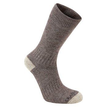 Trek Sock - Bark / Sand