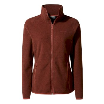 Clardon Jacket - Redwood