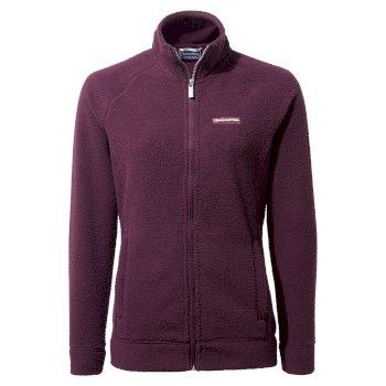 Ambra Jacket - Potent Plum