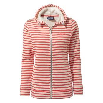 Charmene Jacket - Rio Red Stripe