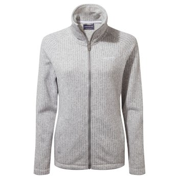 Rozel Jacket - Soft Grey Marl