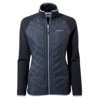 Raissa Hybrid Jacket - Blue Navy