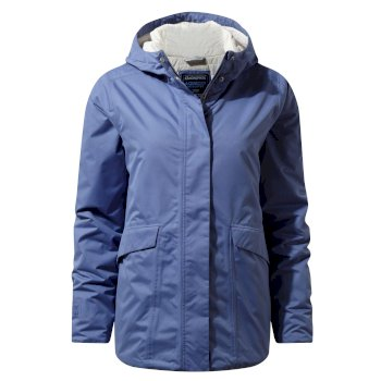 Marla Jacket      - China blue