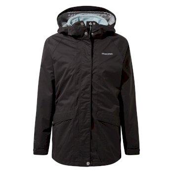 Ellerby 3 in 1 Jacket - Charcoal / Frost Blue