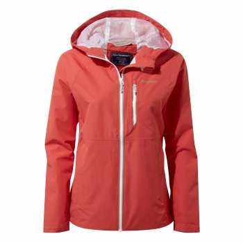 Raquel Jacket - Rio Red