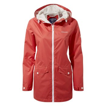 Delcine Jacket - Rio Red