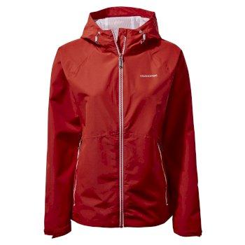 Salina Jacket - Pompeian Red