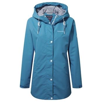 Minden Jacket - Mediterranean Blue